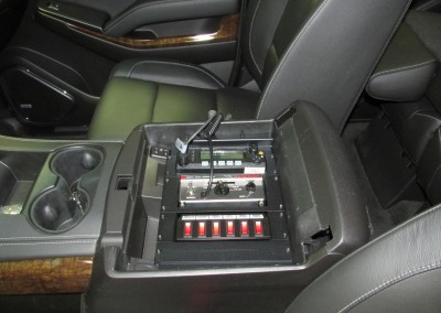 Console Lighting Control