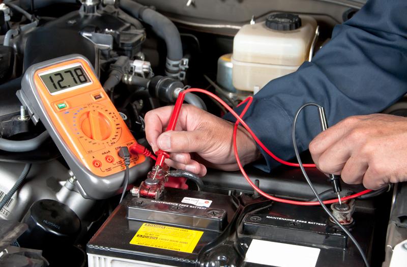 Vehicle Battery Draw / Drain