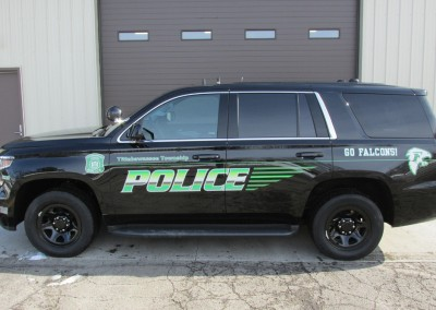 Police Vehicle Builds